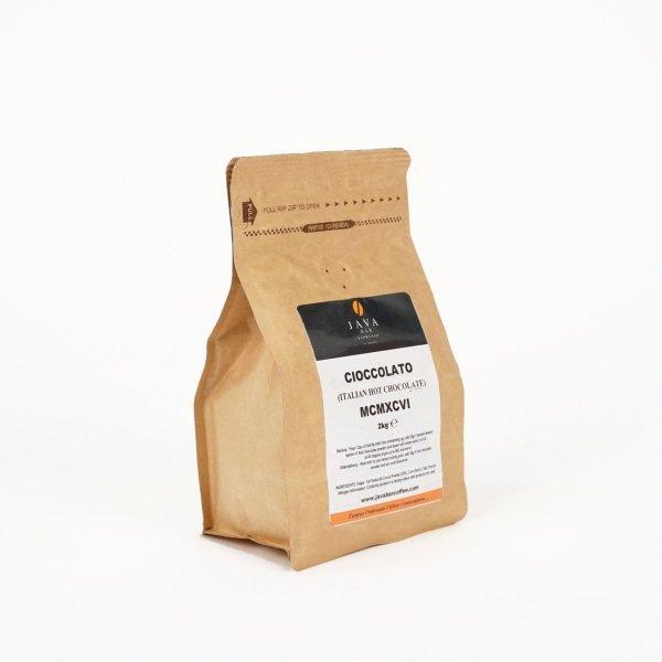 Java hot chocolate